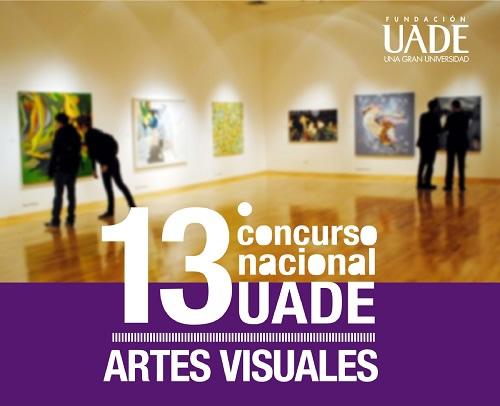 Ganadores 13° Concurso artes visuales UADE