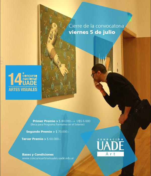 14° Concurso Nacional de Artes Visuales